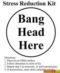 Bang Head Here